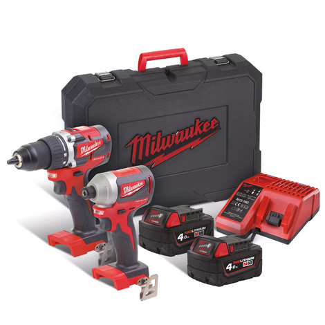 Powerpack M18 Compact Brushless
